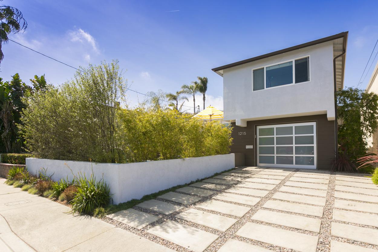 Maison unifamiliale pour l Vente à 1215 Stanford Redondo Beach, Californie 90278 États-Unis
