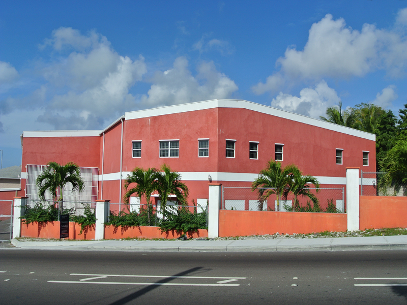 Commercial for Sale at #106 Thompson Blvd Warehouse Thompson Boulevard, Nassau And Paradise Island Bahamas