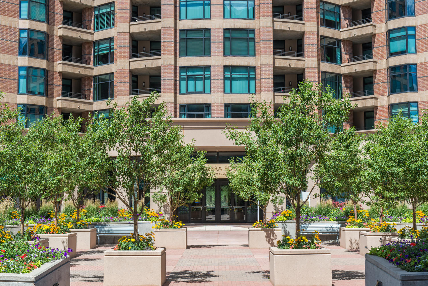Single Family Home for Sale at This is an exquisite penthouse residence in Penterra Plaza 8100 E Union Ave #2303 Denver, Colorado, 80237 United States