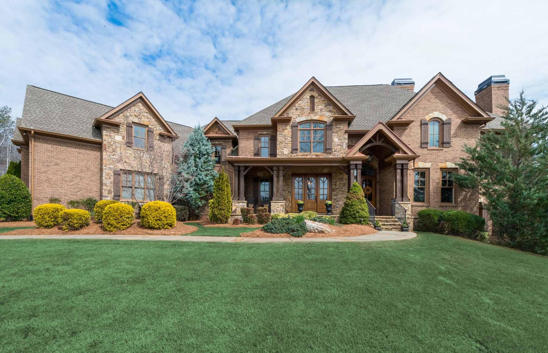 Tek Ailelik Ev için Satış at An Extraordinary Home 14013 Tree Loft Road Milton, Georgia, 30004 Amerika Birleşik Devletleri