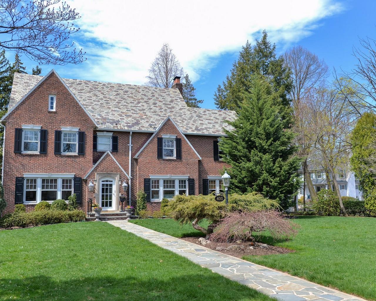 Casa Unifamiliar por un Venta en Signature Glen Ridge Home 400 Ridgewood Avenue Glen Ridge, Nueva Jersey 07028 Estados Unidos