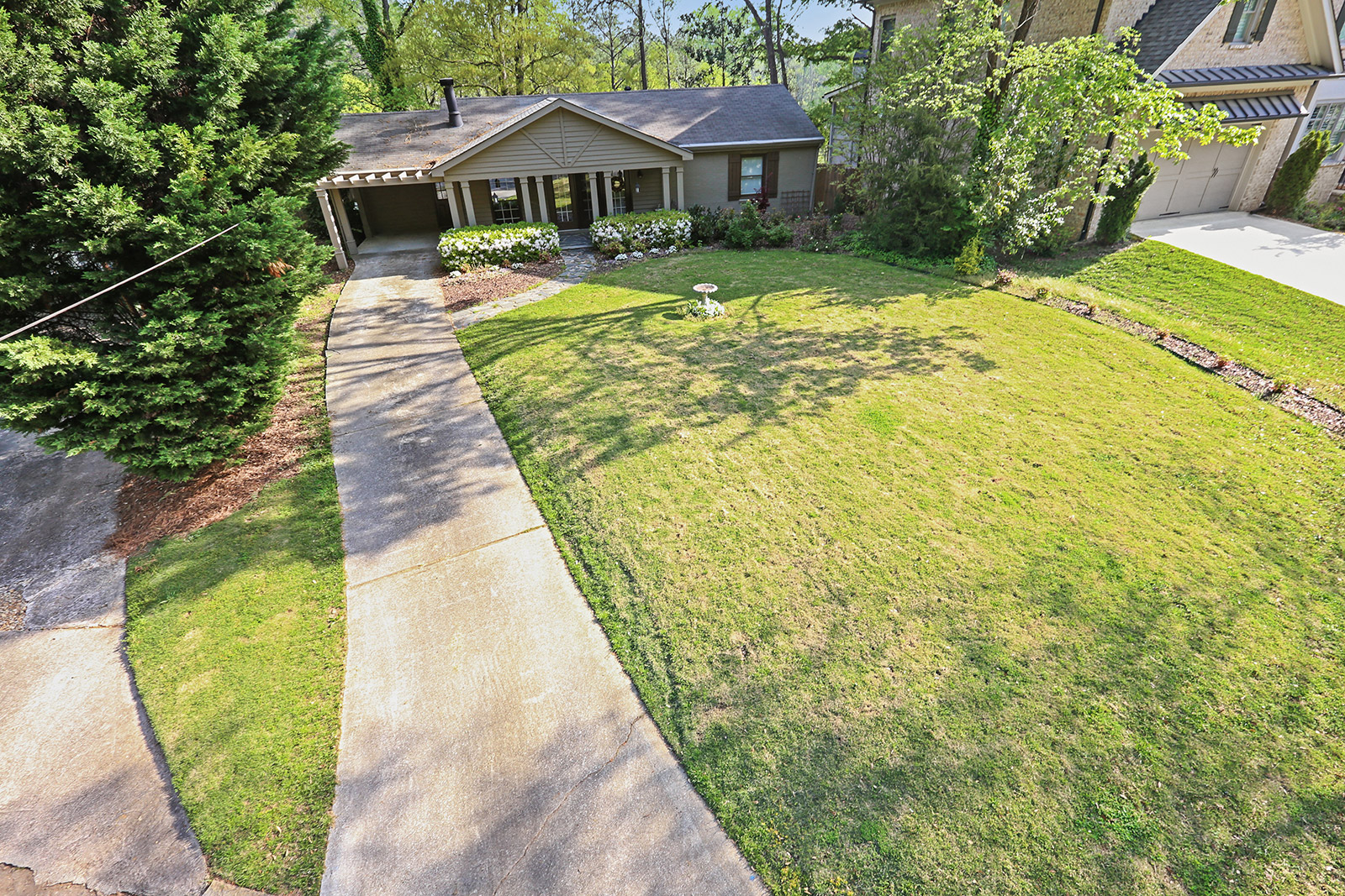 Single Family Home for Sale at Adorable Fully Renovated 1955 Traditional Home 1781 Warren Ct Atlanta, Georgia 30318 United States