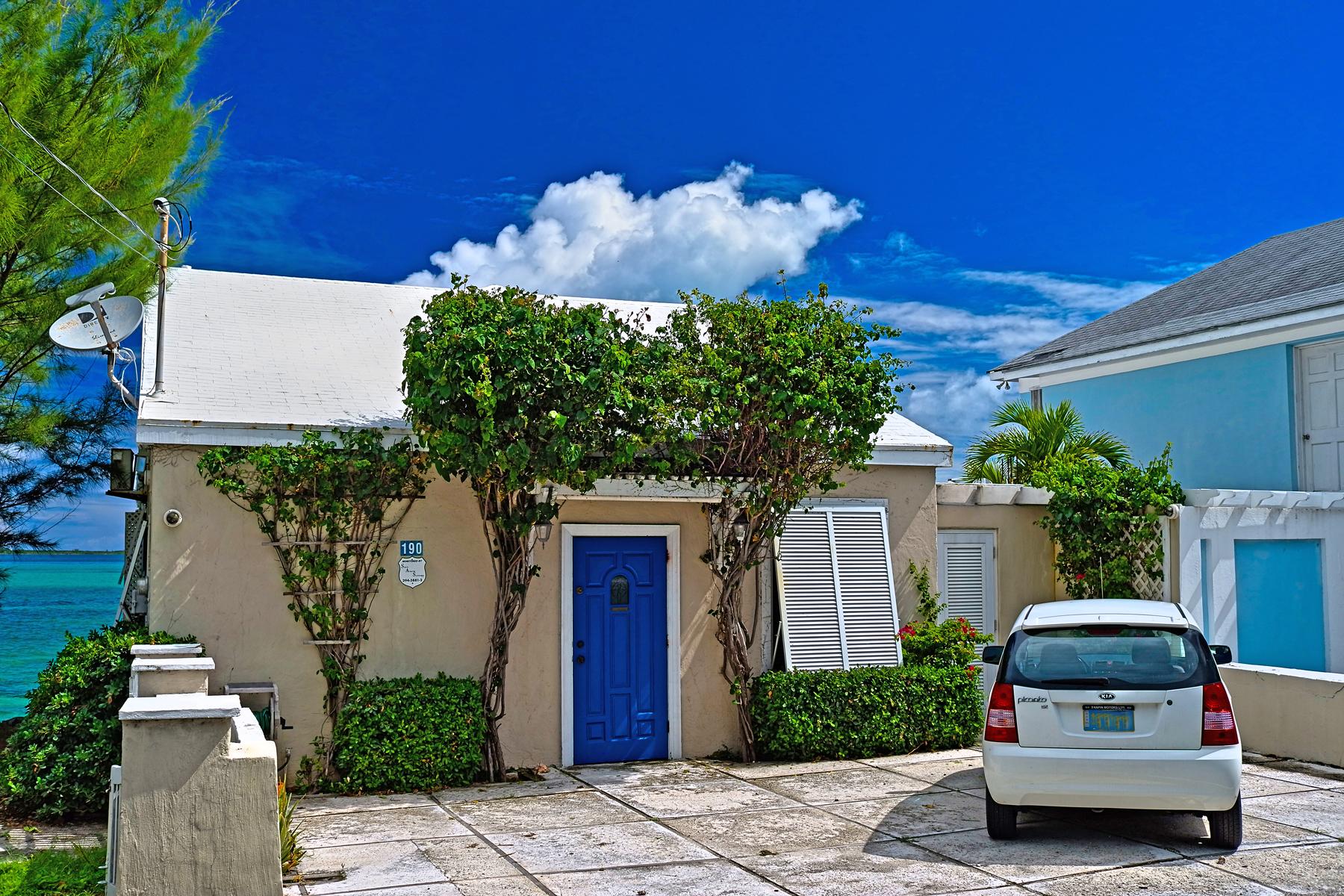 Apartamento por un Alquiler en Nottage Cottage Eastern Road, Nueva Providencia / Nassau Bahamas