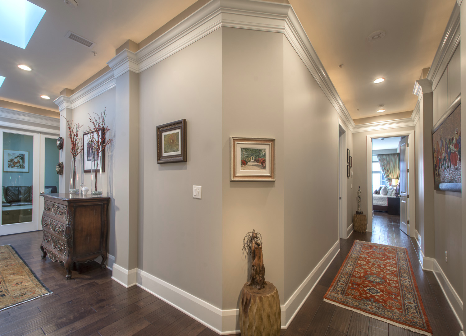 Additional photo for property listing at Contemporary Fifth Avenue Penthouse 301 5th Avenue, 705 Pittsburgh, Pennsylvania 15222 United States