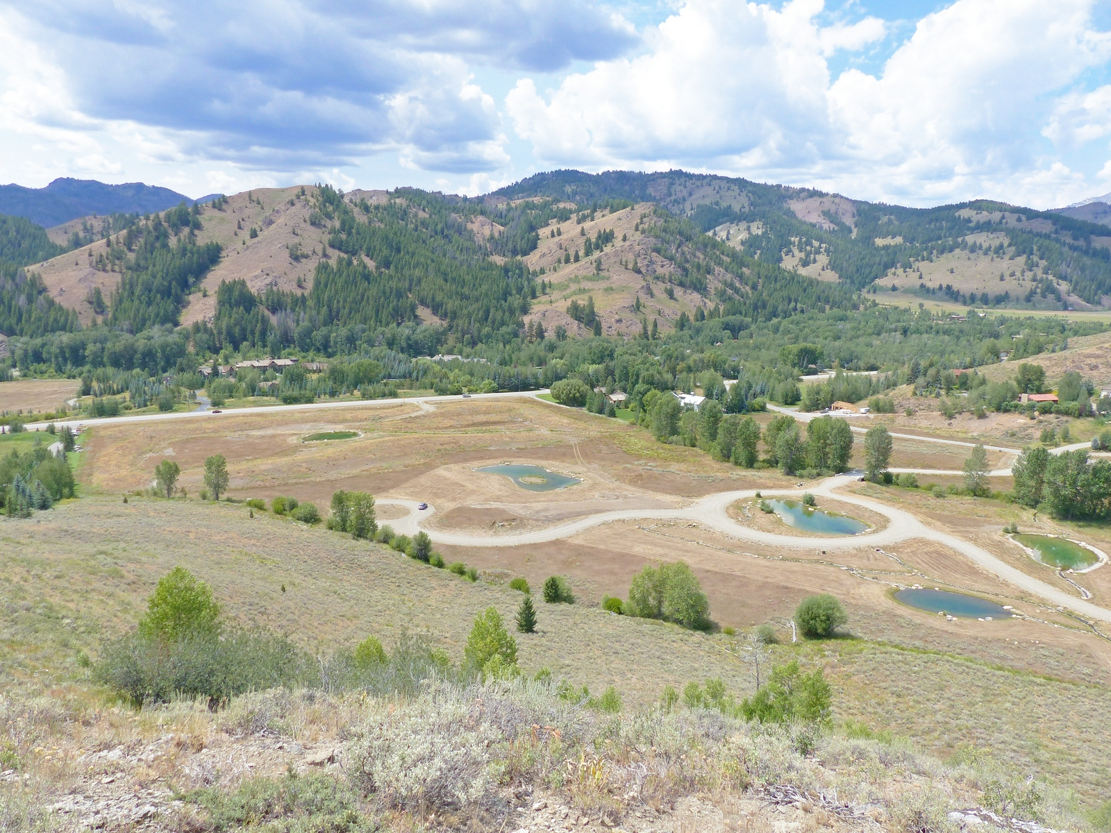 Additional photo for property listing at Water Front In Eagle Springs Eagle Springs Ct and 13449 Highway 75 Ketchum, Idaho 83340 United States