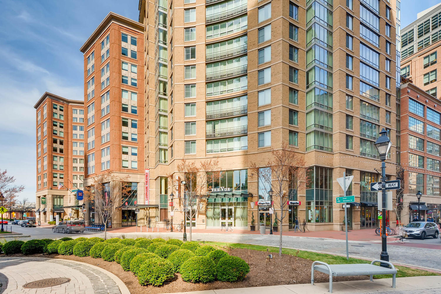 Condominium for Rent at The Vue 675 President Street #1601 Baltimore, Maryland 21202 United States