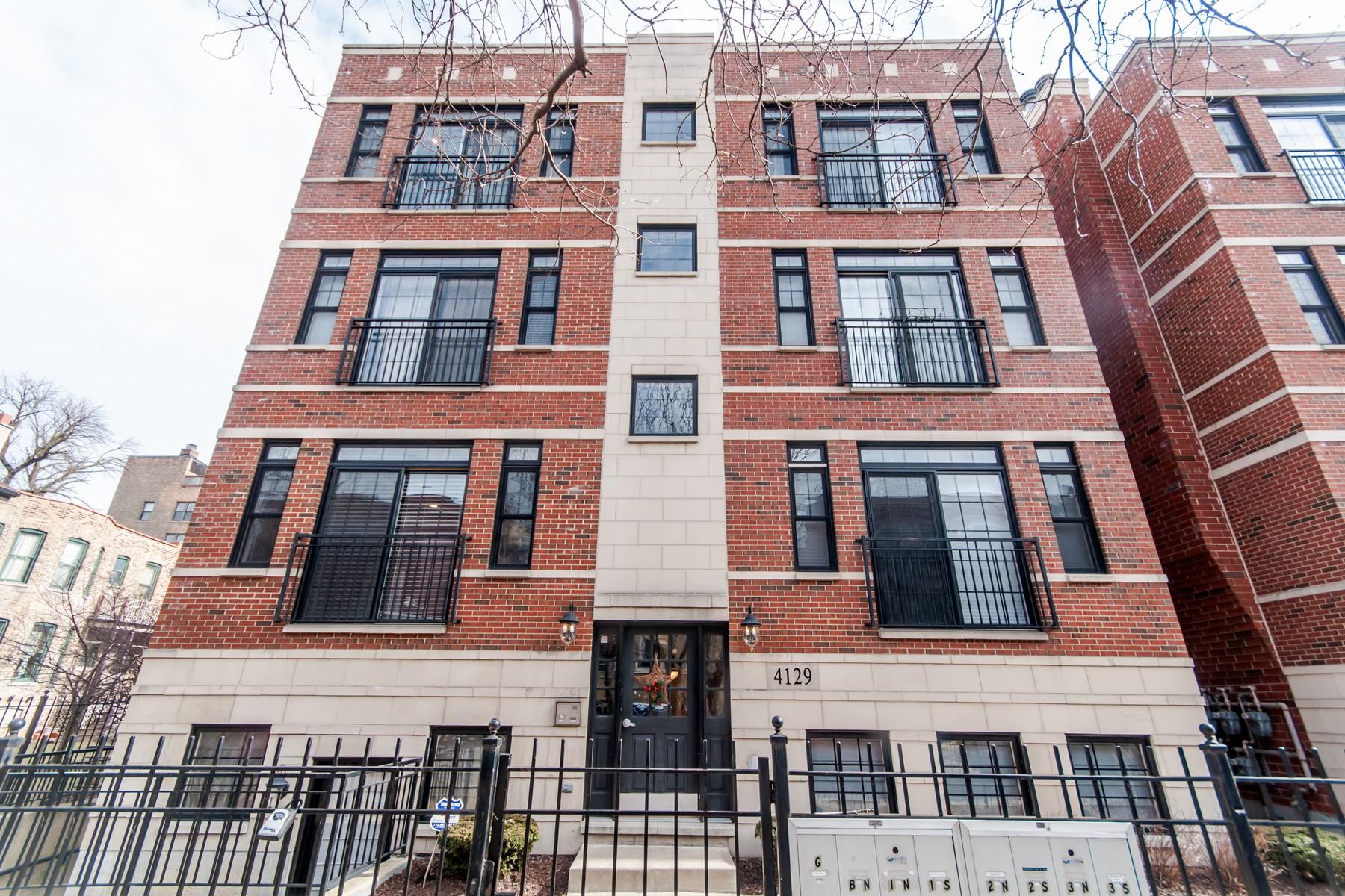 Eigentumswohnung für Verkauf beim Incredible, Meticulously-Maintained, Buena Park Home 4129 N Kenmore Avenue Unit 1N Uptown, Chicago, Illinois, 60613 Vereinigte Staaten