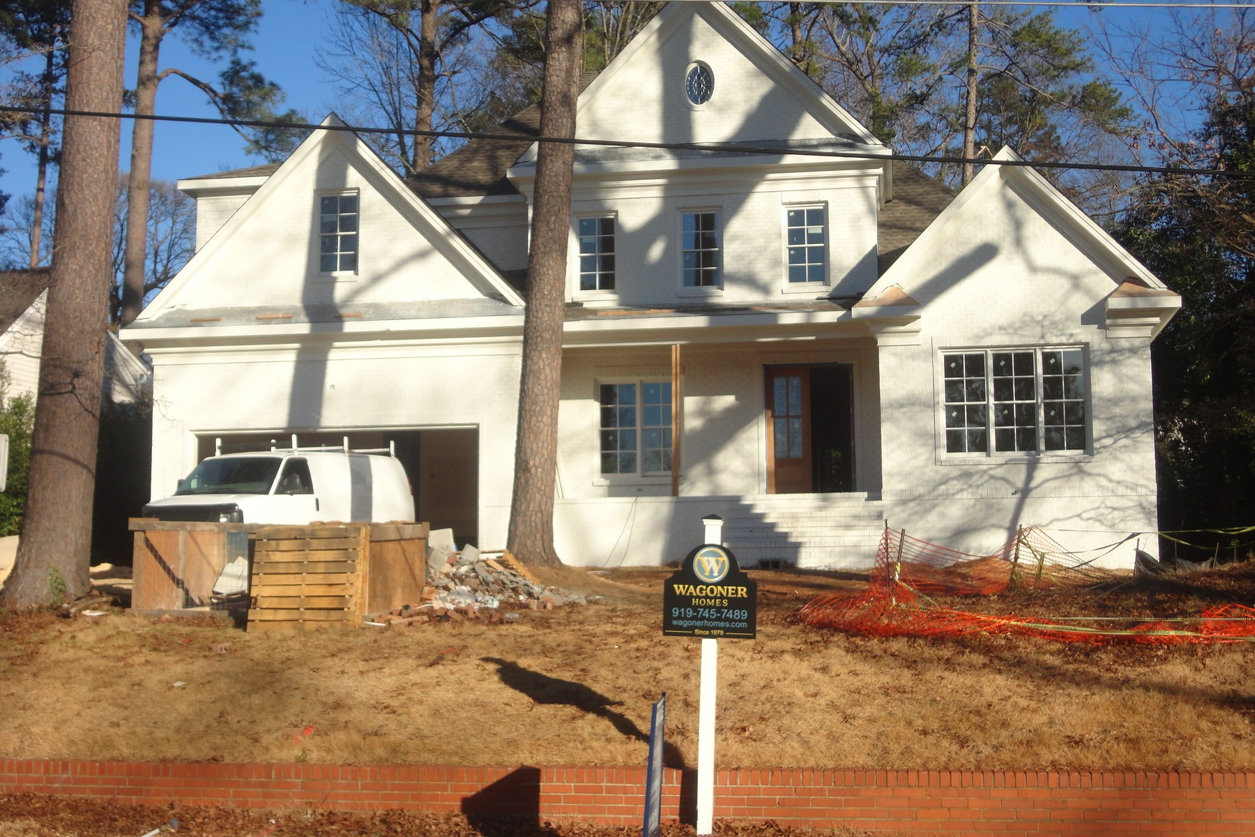 Single Family Home for Sale at 1508 Duplin Road Raleigh, North Carolina, 27607 United States