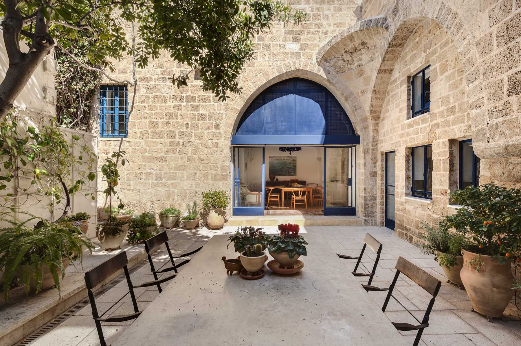 Maison unifamiliale pour l Vente à Luxury Home in The Old City of Historical Jaffa Jaffa, Israel Israël