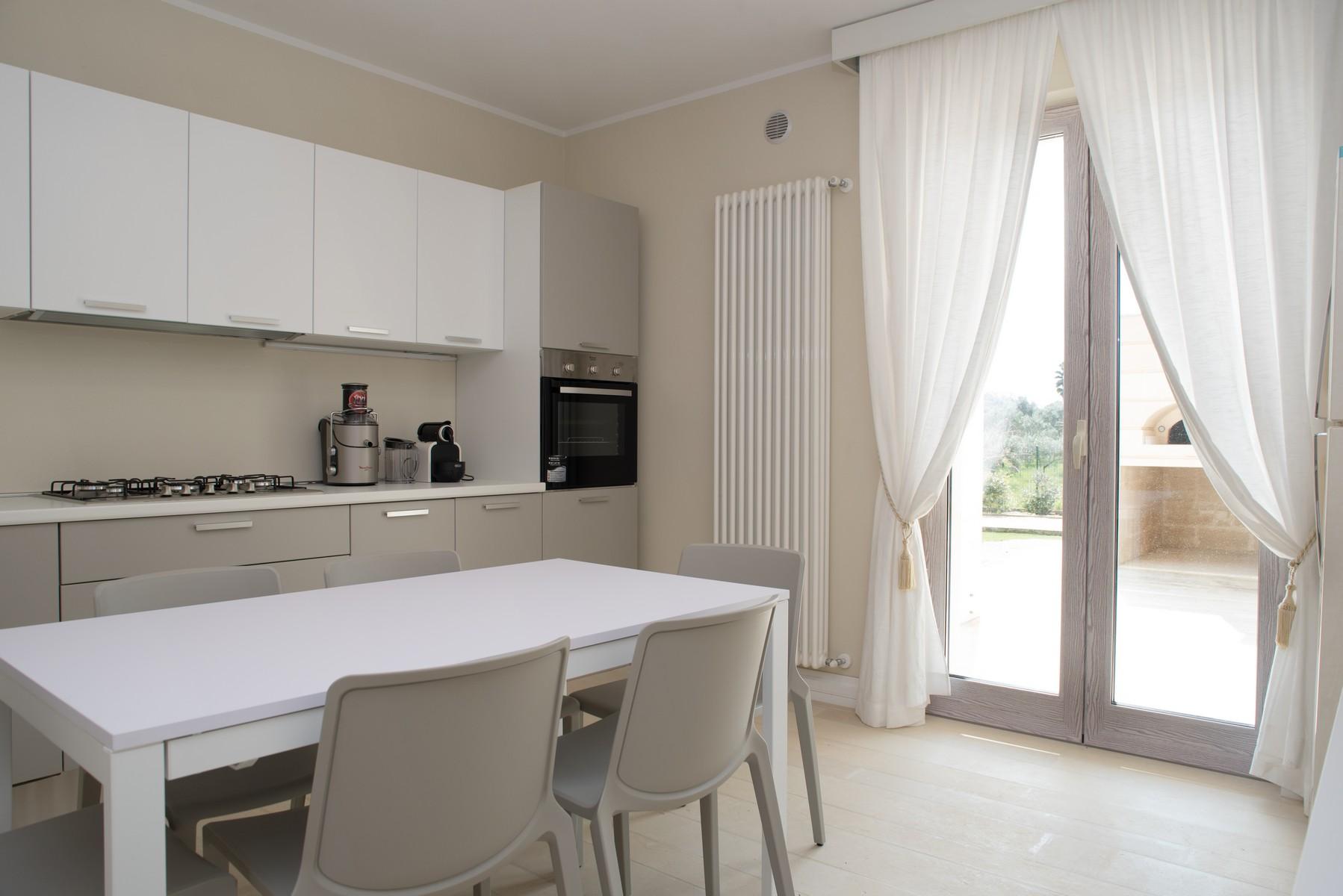 Additional photo for property listing at Stone design villa in Salento Contrada Contatore Other Lecce, Lecce 73020 Italy