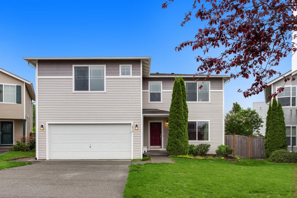 Maison unifamiliale pour l Vente à Shaunessy 2 Story Home 3914 155th Pl SE Bothell, Washington, 98012 États-Unis