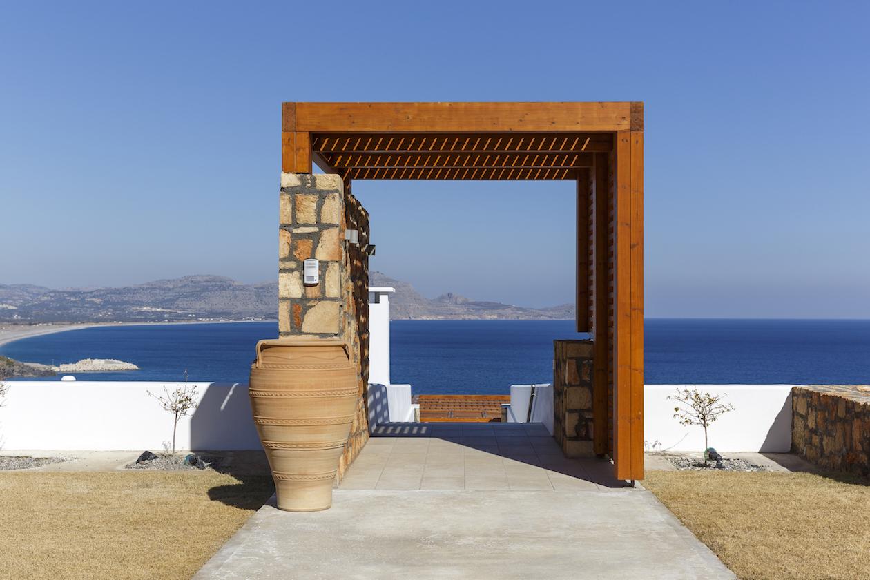 Single Family Home for Sale at Blue Horizon Vlicha, Lindos Blue Horizon Rhodes, Southern Aegean, 85107 Greece