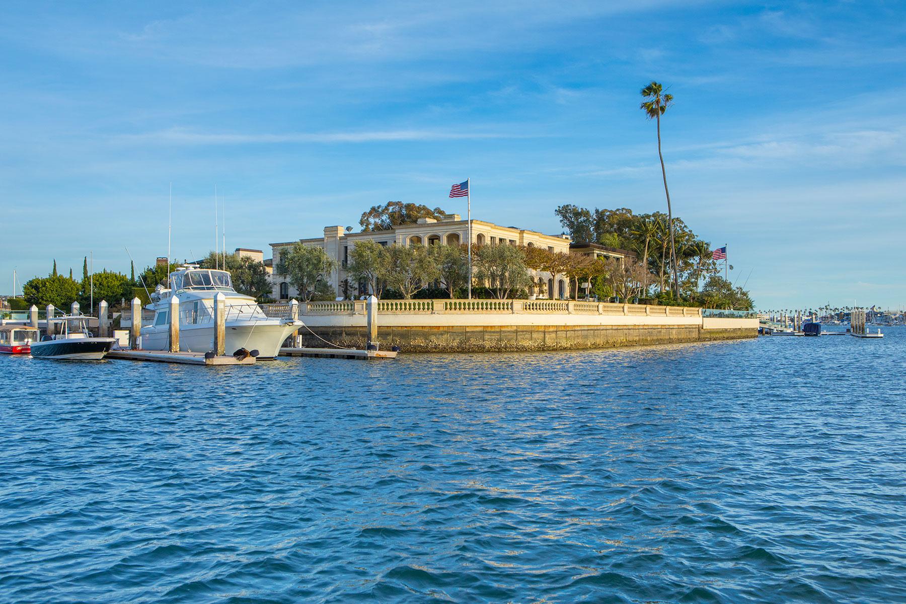 18 Harbor Island
