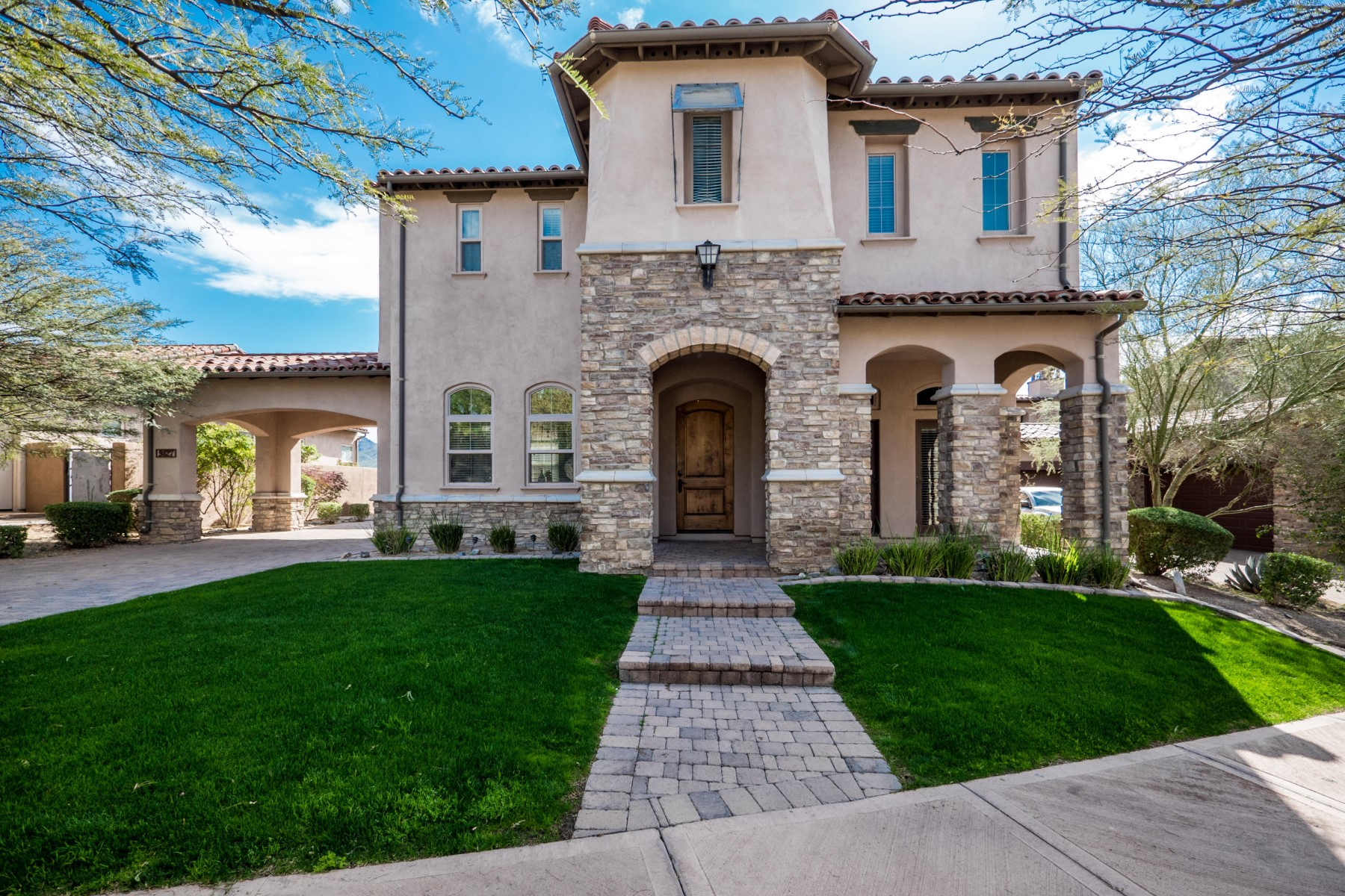 sales property at Desirable home in Haciendas at DC Ranch