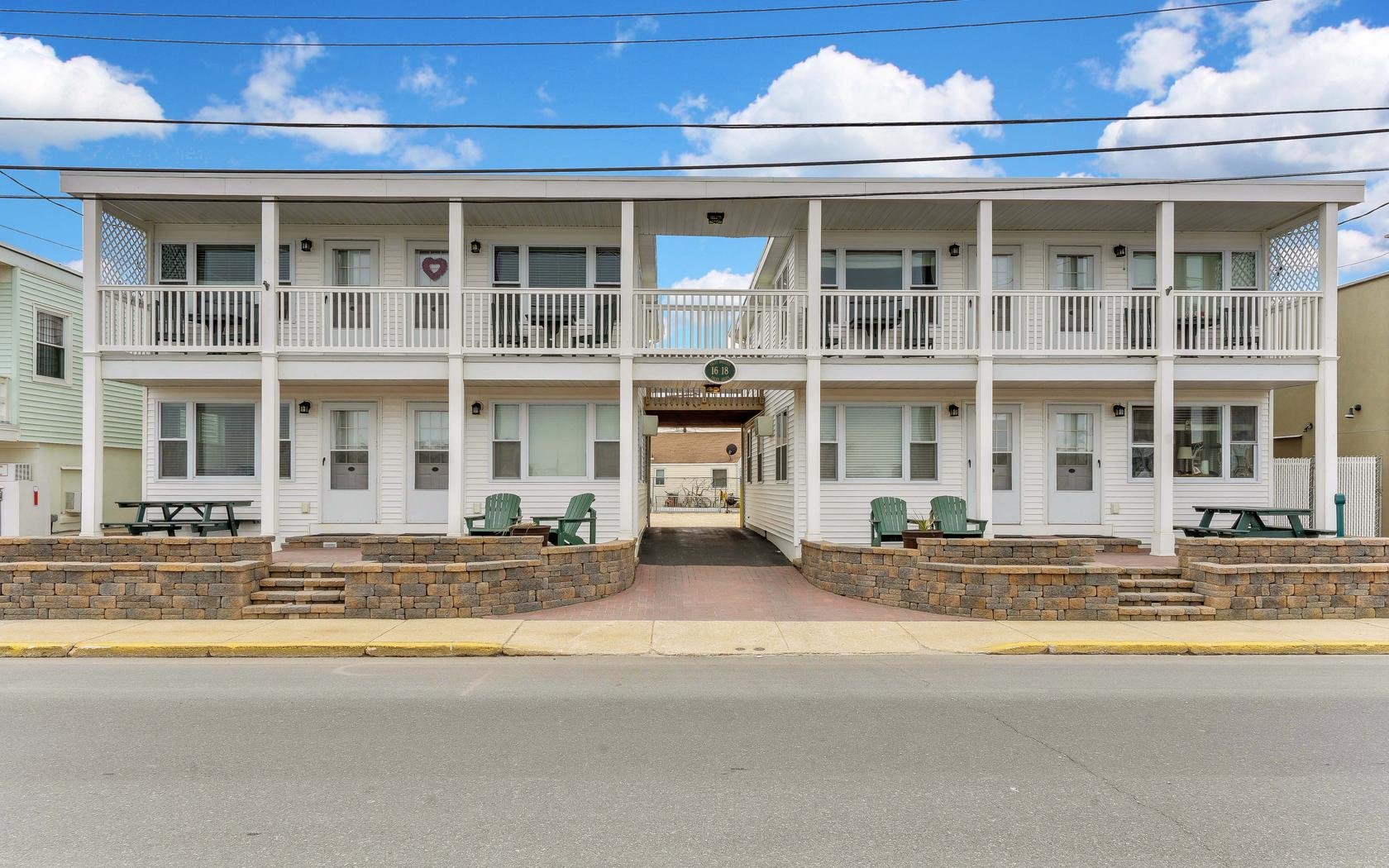 Condominium for Sale at Serene Waterfront Condo 16-18 Inlet Dr 3 Point Pleasant Beach, New Jersey 08742 United States