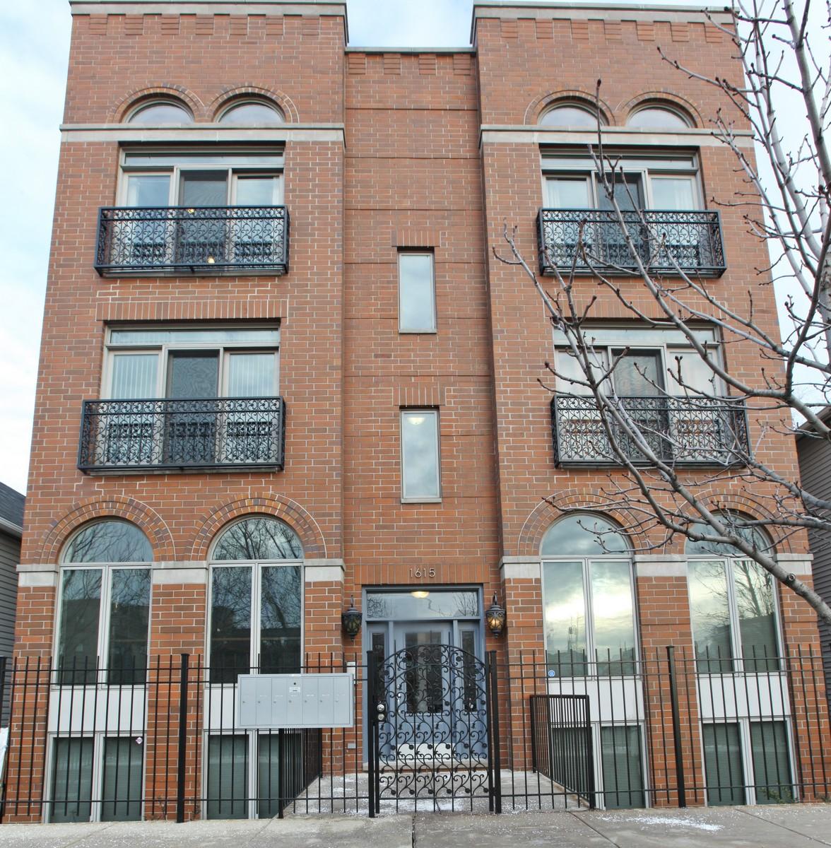 Copropriété pour l Vente à Stunning Duplex Unit 1615 S Miller Street Unit 1A Pilsen (Lower West Side), Chicago, Illinois, 60608 États-Unis