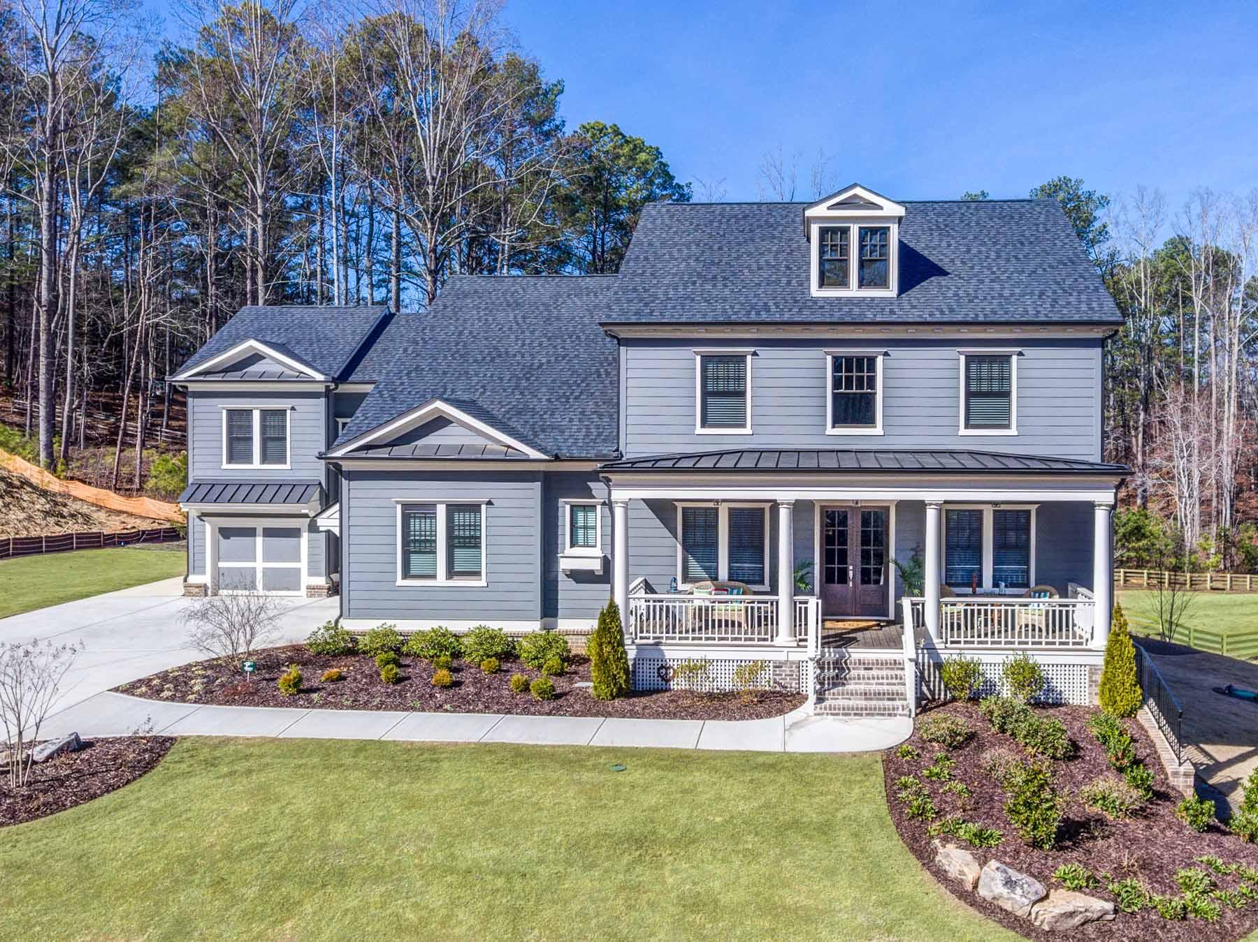 Single Family Home for Sale at Breathtaking Ashton Woods Home 2015 Coppice Court Milton, Georgia, 30004 United States