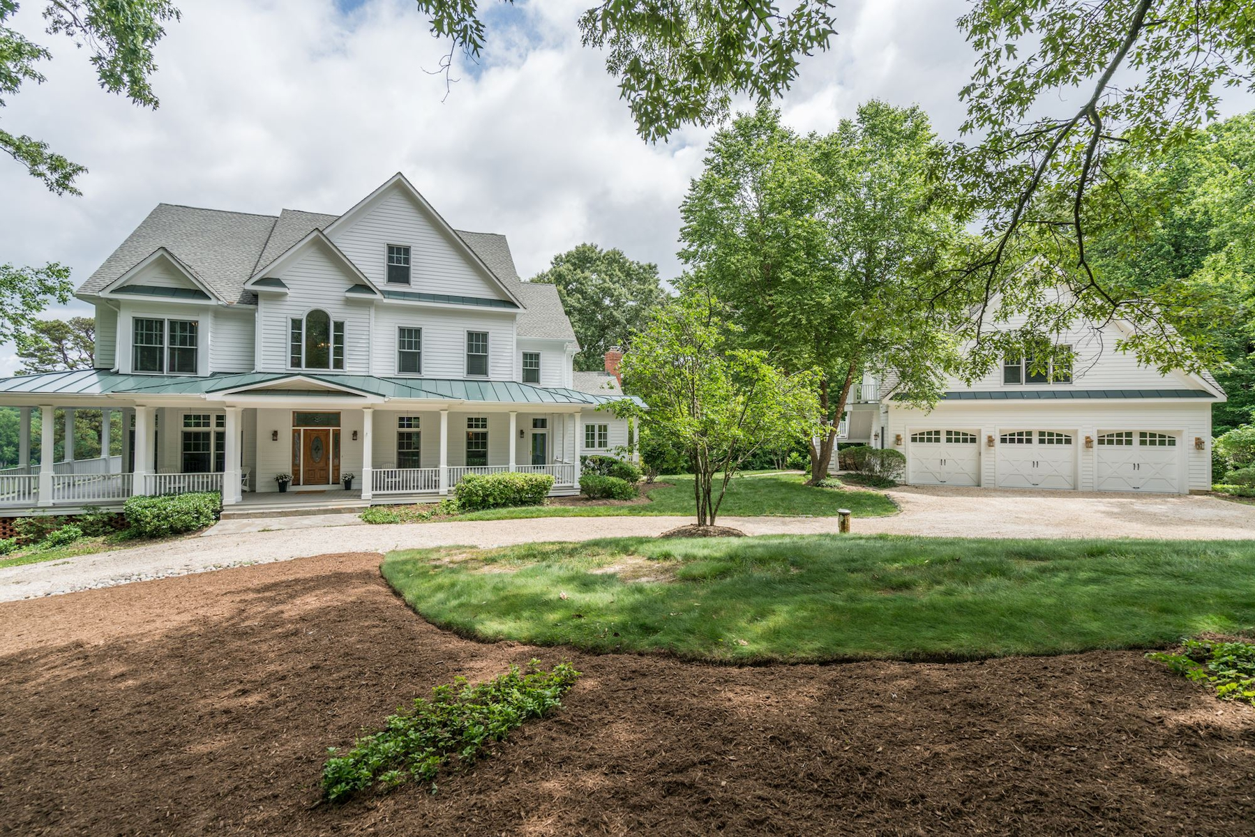 Single Family Home for Sale at Frosty Meadows 12231 Chapel Rd Clifton, Virginia 20124 United States