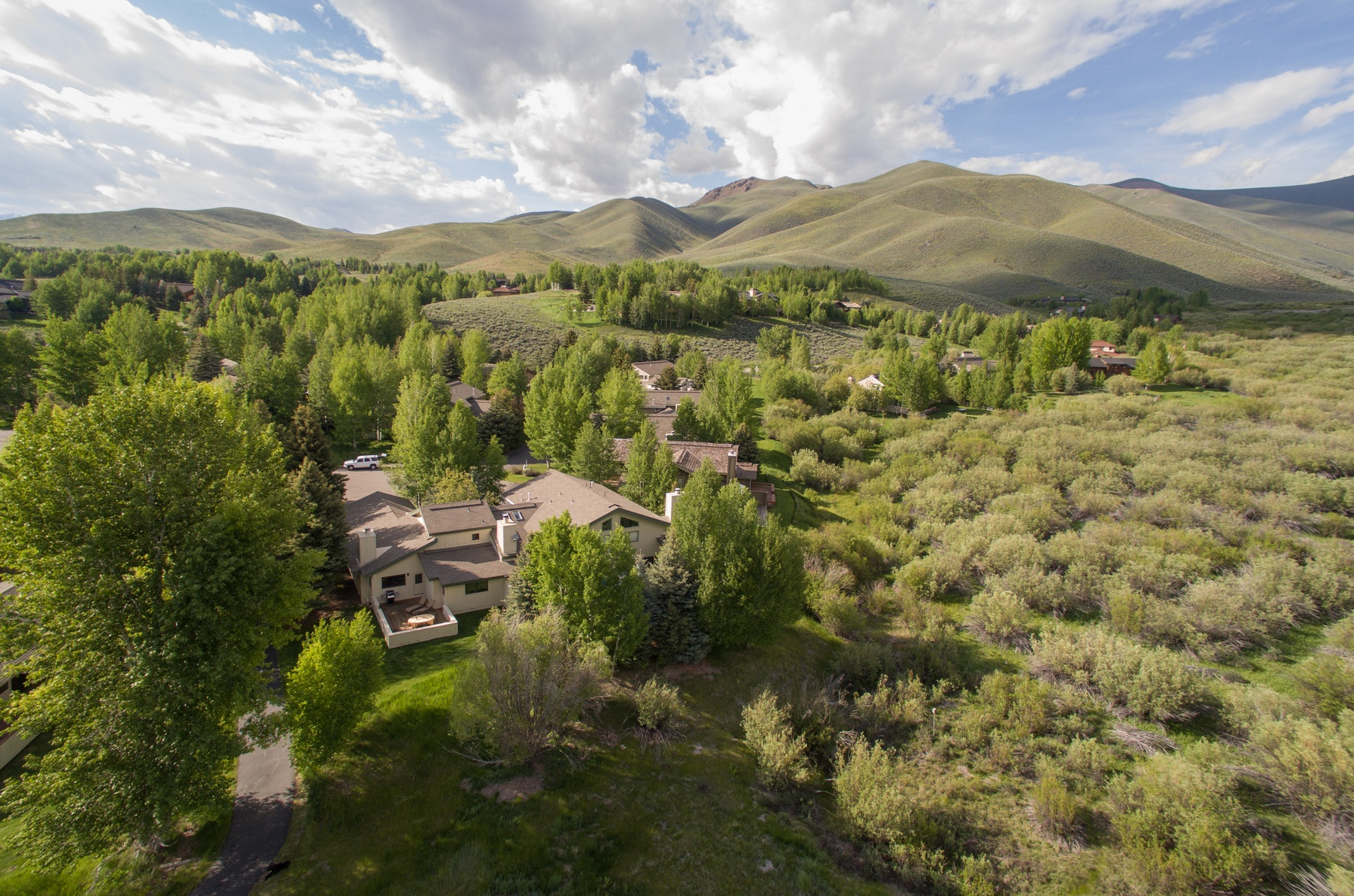 Townhouse for Sale at Great Space and Views in Elkhorn 106 Dandelion East Elkhorn, Sun Valley, Idaho, 83353 United States