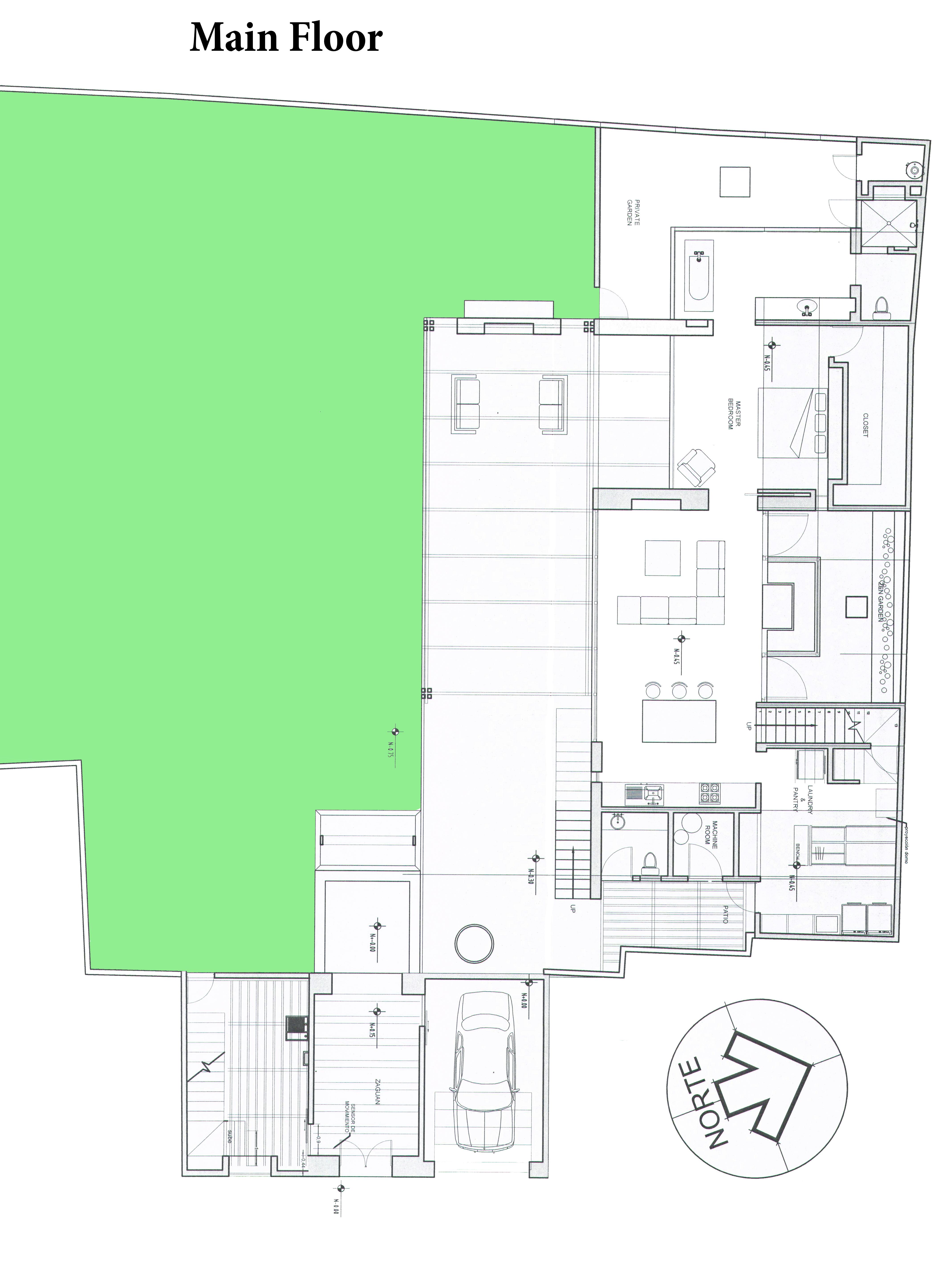 Casa Unifamiliar por un Venta en Villa Parkside Aldama San Miguel De Allende, Guanajuato 37700 México