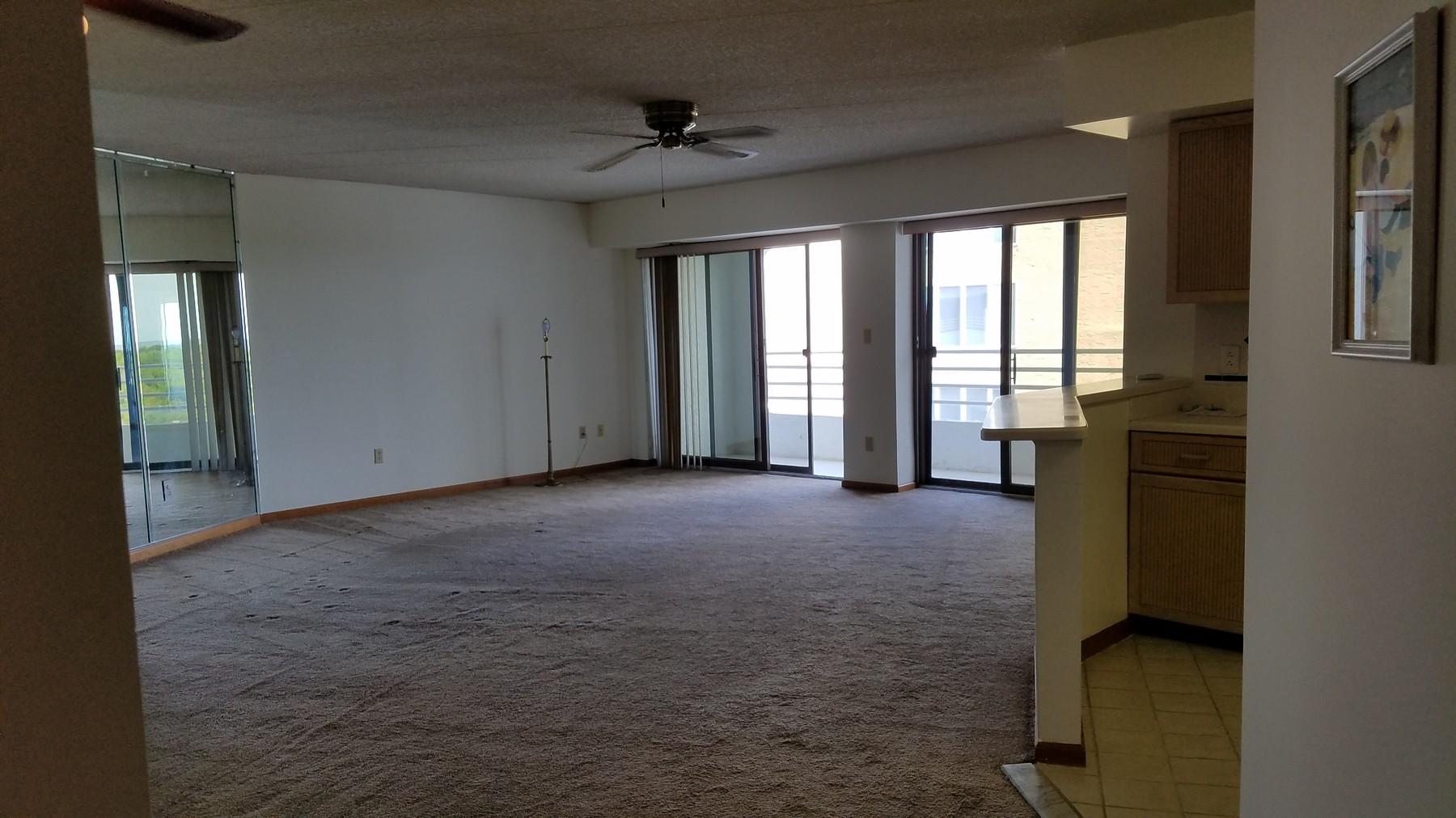 Condominium for Rent at 4401 Ocean Ave Unit 301 Brigantine, New Jersey 08203 United States