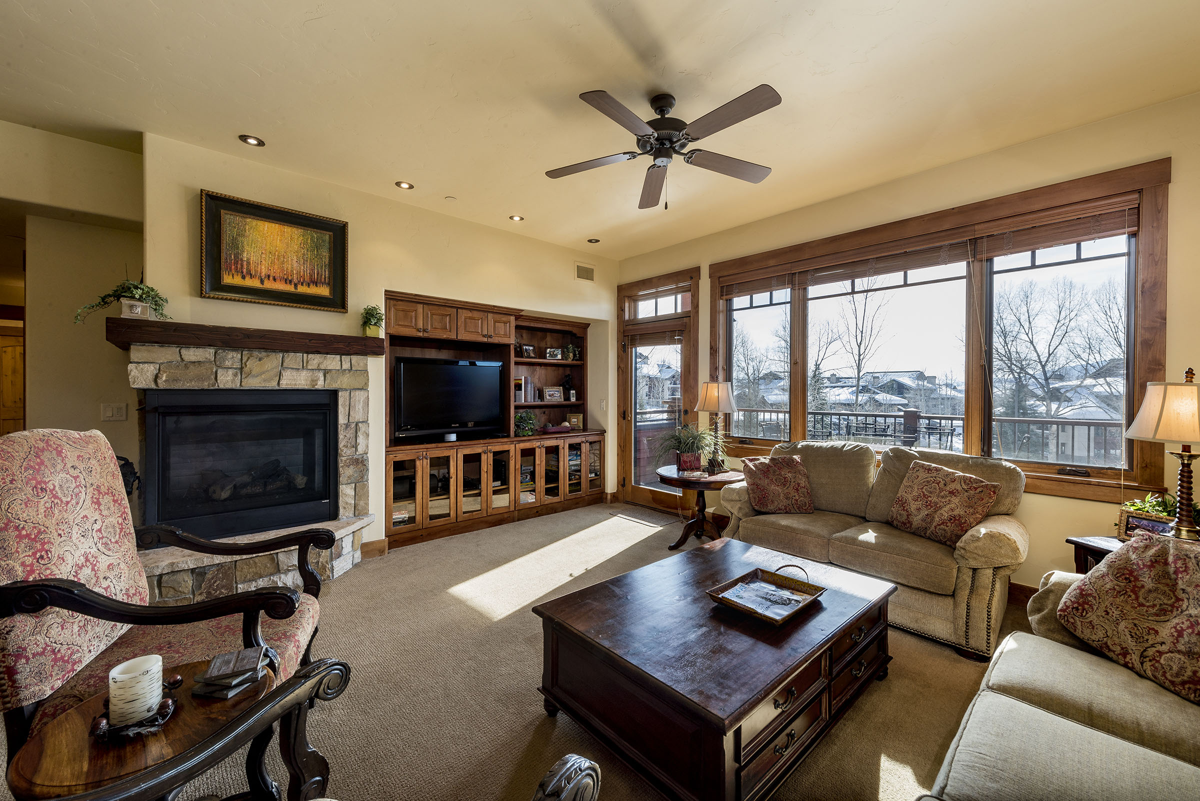 Condominium for Sale at Pampered Skier's Retreat 1800 Medicine Springs Drive #5102 Steamboat Springs, Colorado, 80487 United States
