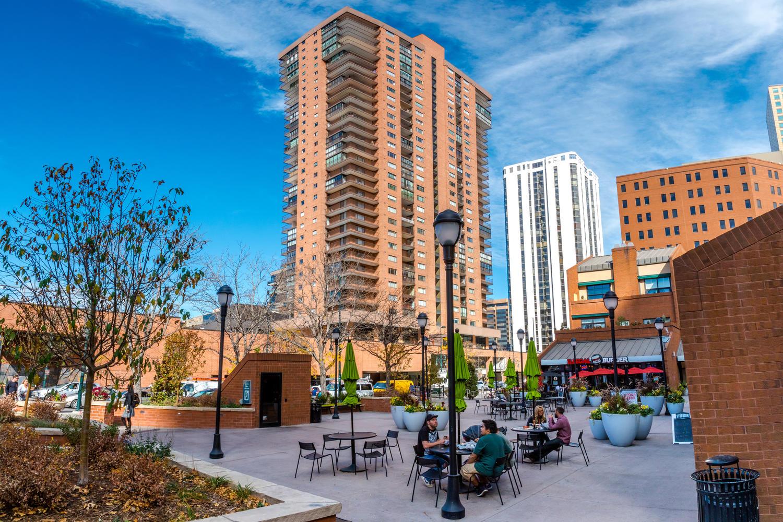 共管物業 為 出售 在 1551 Larimer Street #1501 Denver, 科羅拉多州, 80202 美國