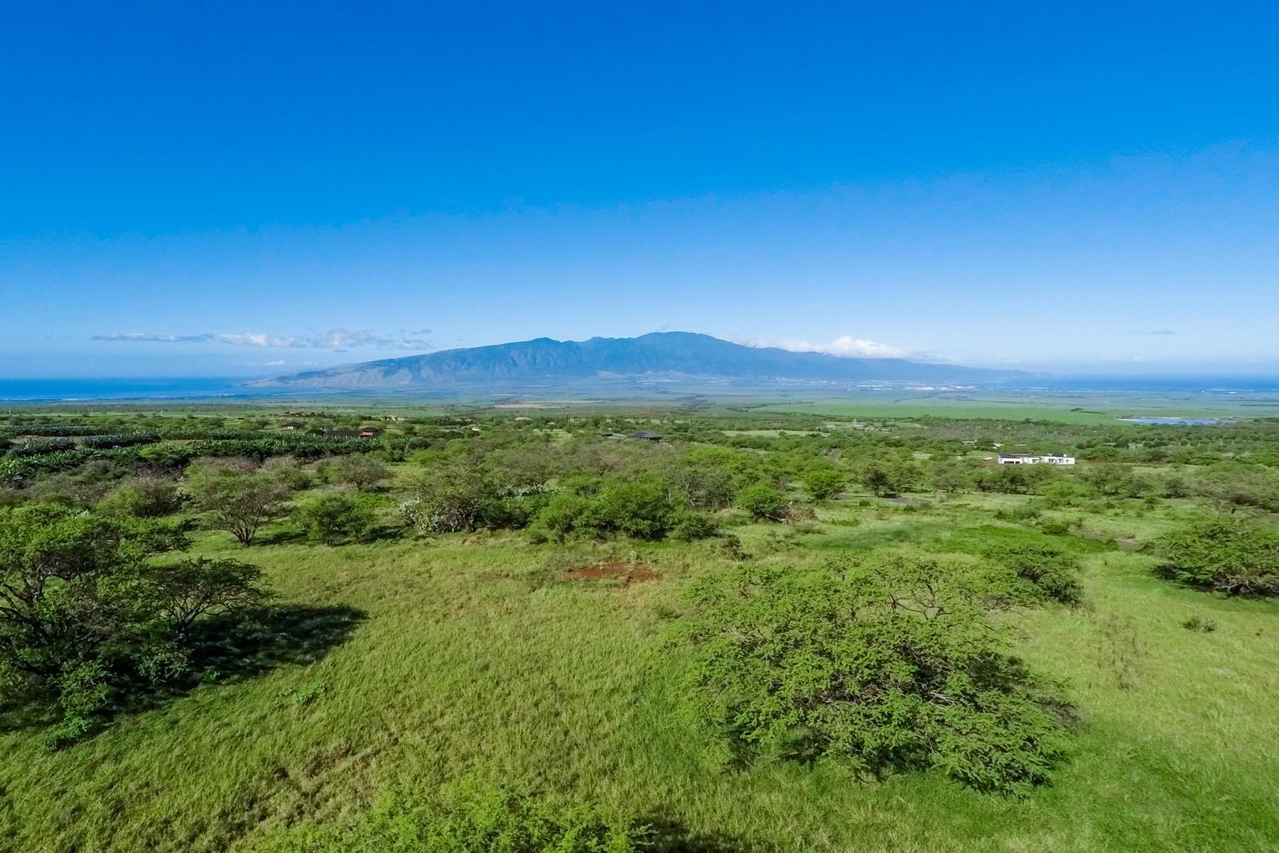 sales property at 5.77 Acres In Maui's Premiere Omaopio Ridge Subdivision