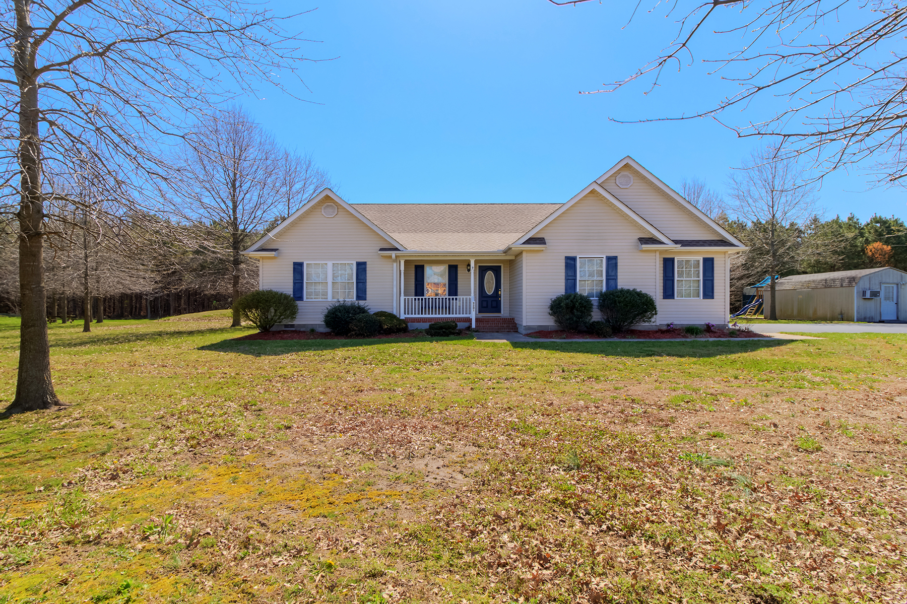 Single Family Home for Sale at 9201 Shawnee Rd , Greenwood (sussex), DE 19950 9201 Shawnee Rd, Greenwood, Delaware 19950 United States