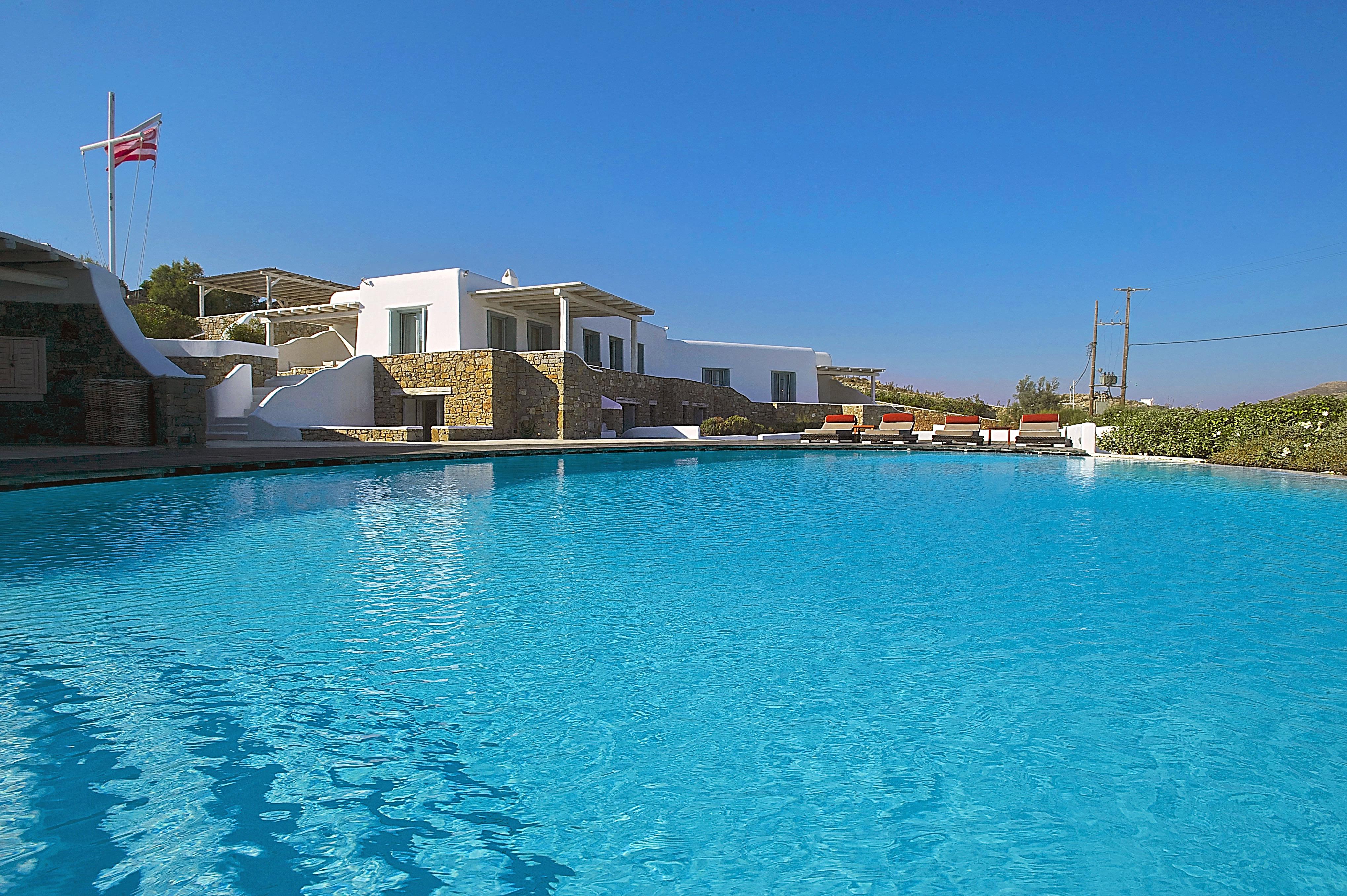 Casa para uma família para Venda às Italian Flair Kalafatis Mykonos, Sul Do Mar Egeu, 84600 Grécia