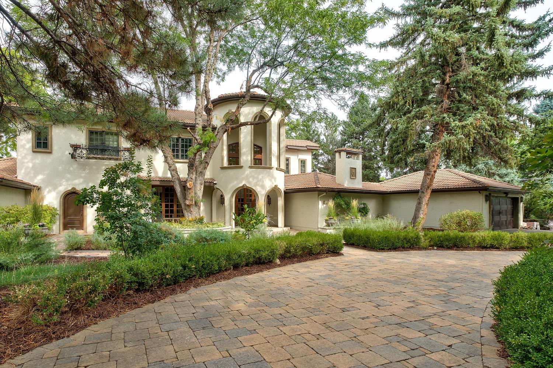 Maison unifamiliale pour l Vente à 29 Martin Lane Cherry Hills Village, Colorado, 80113 États-Unis
