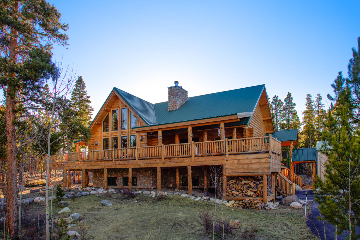 Single Family Home for Sale at El Rancho Estates 511 Cannon Court Fairplay, Colorado, 80440 United States