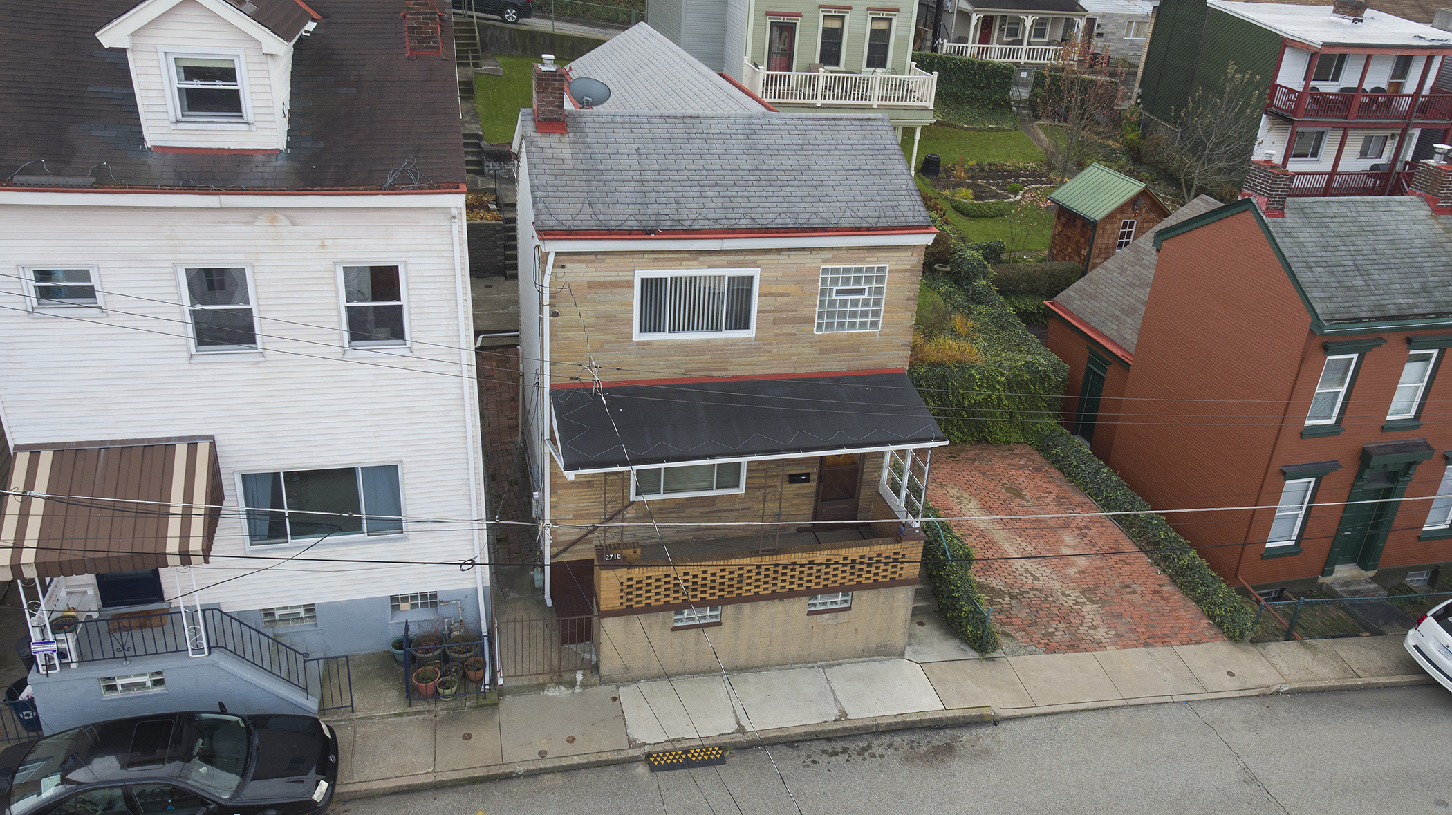 Additional photo for property listing at South Side Home on Shelly Street 2718 Shelly Street Pittsburgh, Pennsylvania 15203 United States