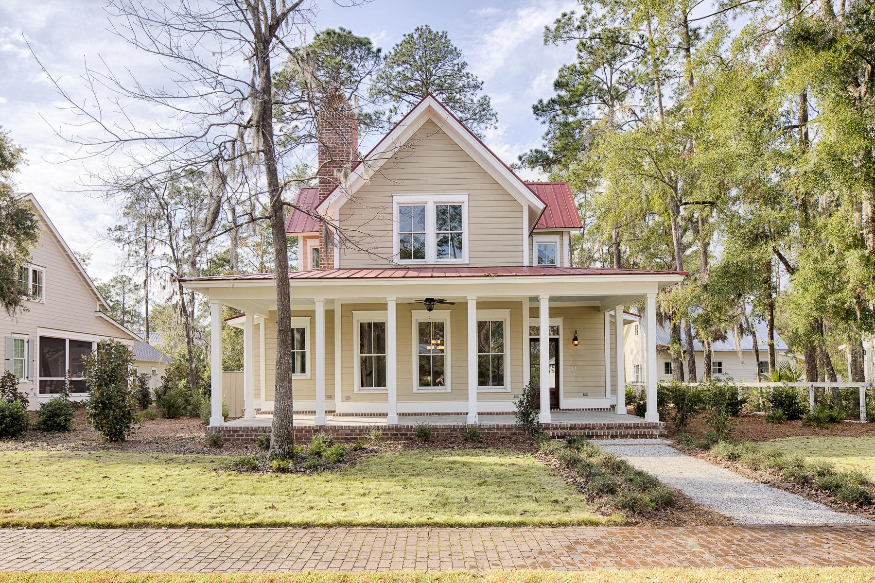 Casa para uma família para Venda às Palmetto Bluff 17 Steedman St Palmetto Bluff, Bluffton, Carolina Do Sul, 29910 Estados Unidos
