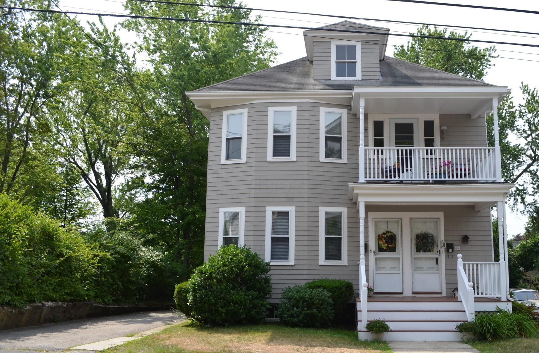 Maison accolée pour l à louer à 18 Water St. 18 Water St - Unit 2 Winchester, Massachusetts 01890 États-Unis
