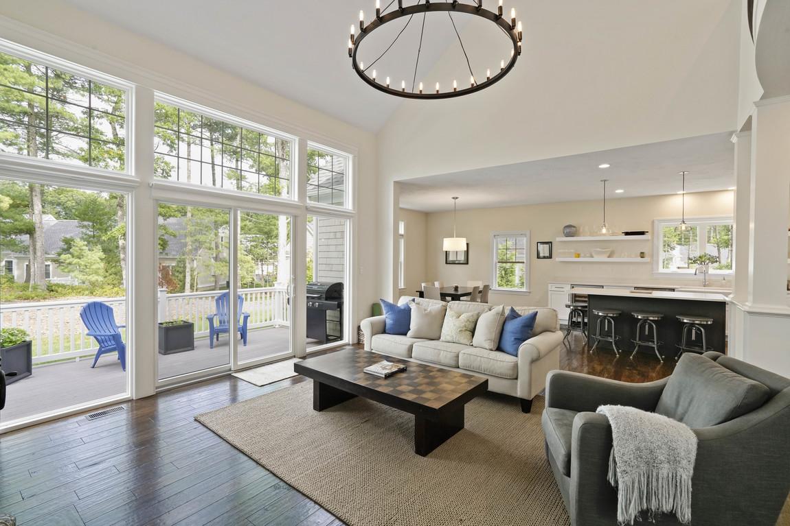 Eigentumswohnung für Verkauf beim Duxbury Woods 8 Deacons Path Unit 35 Duxbury, Massachusetts, 02332 Vereinigte Staaten