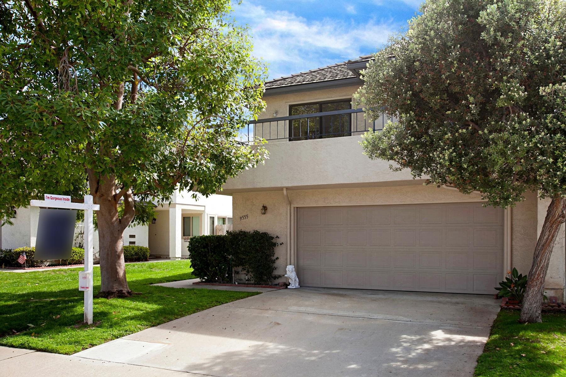 Casa para uma família para Venda às 9555 Whellock 9555 Whellock Way San Diego, Califórnia, 92129 Estados Unidos