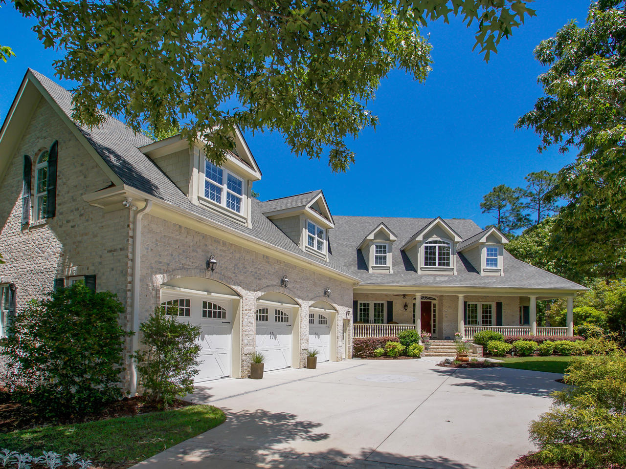 Single Family Home for Sale at Magnificent Custom-Built Masterpiece 476 Deep Water Drive SE Southport, North Carolina 28461 United States