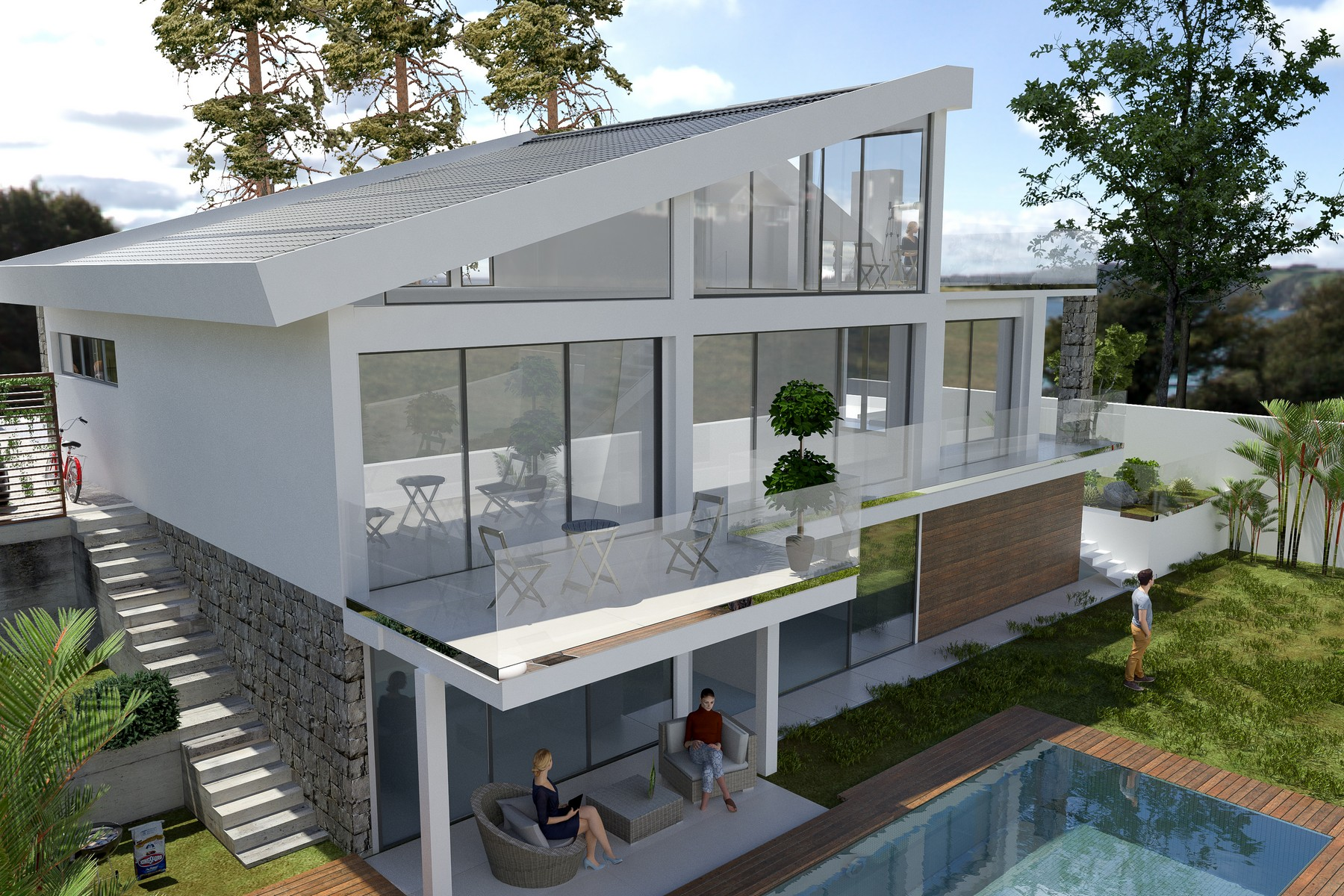 Single Family Home for Sale at Luxury villa in the exclusive area of Old Bendinat Calvia, Mallorca, 07181 Spain