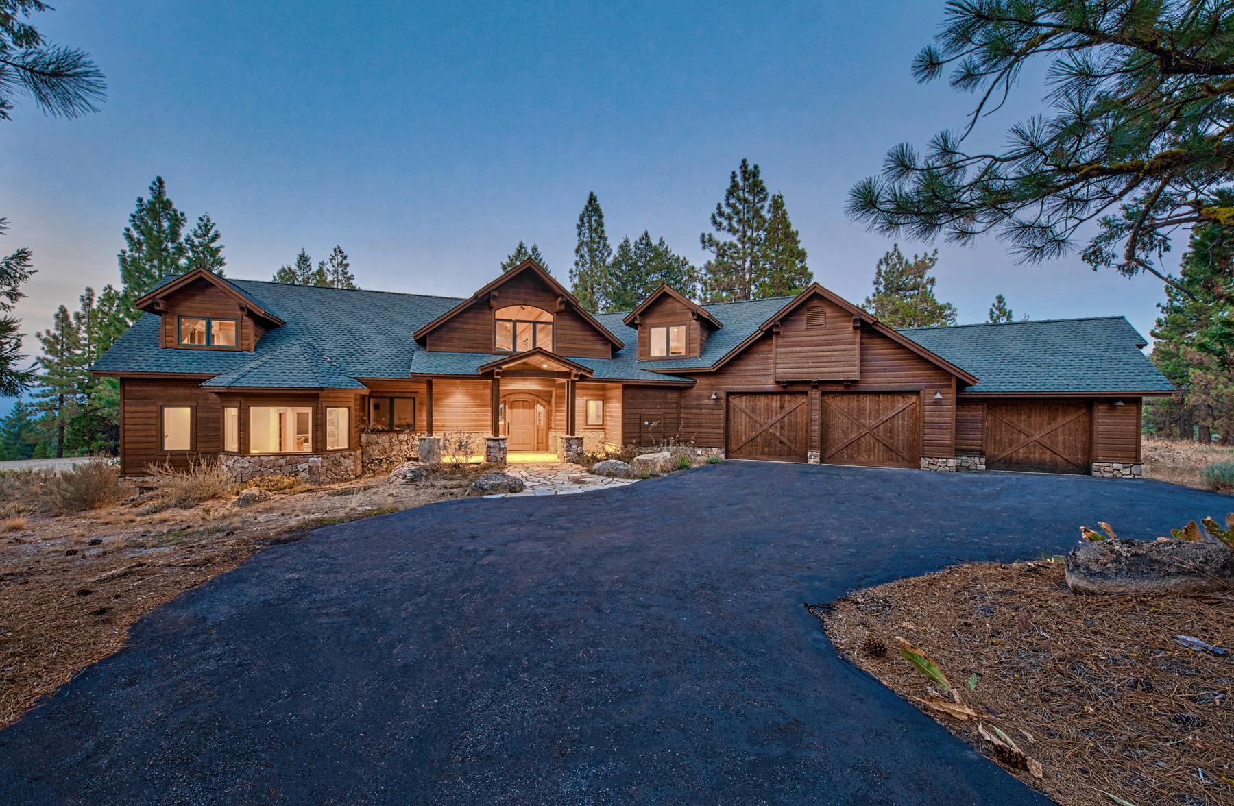 Casa Unifamiliar por un Venta en 407 Quail Run, Portola, CA 407 Quail Run Portola, California 96122 Estados Unidos
