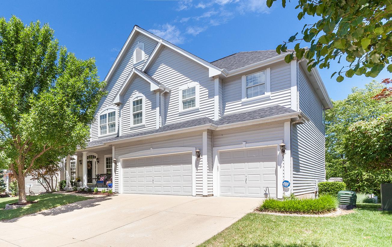 Maison unifamiliale pour l Vente à Lakeshore Manor 714 Lakeshore Manor Wildwood, Missouri, 63038 États-Unis