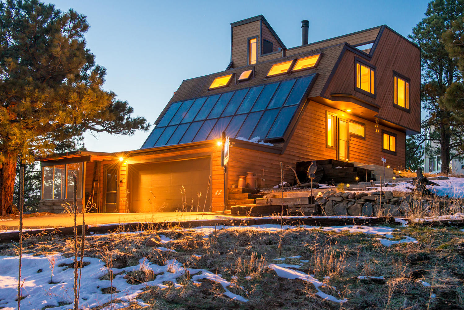 Single Family Home for Sale at Sparkling City Lights and Pikes Peak Views 1579 South Lininger Drive Golden, Colorado, 80401 United States