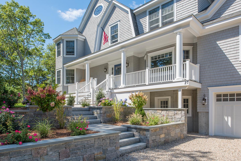 獨棟家庭住宅 為 出售 在 EXCEPTIONAL GOLF FRONT HOME 27 Prestwick Lane New Seabury, 麻塞諸塞州, 02649 美國