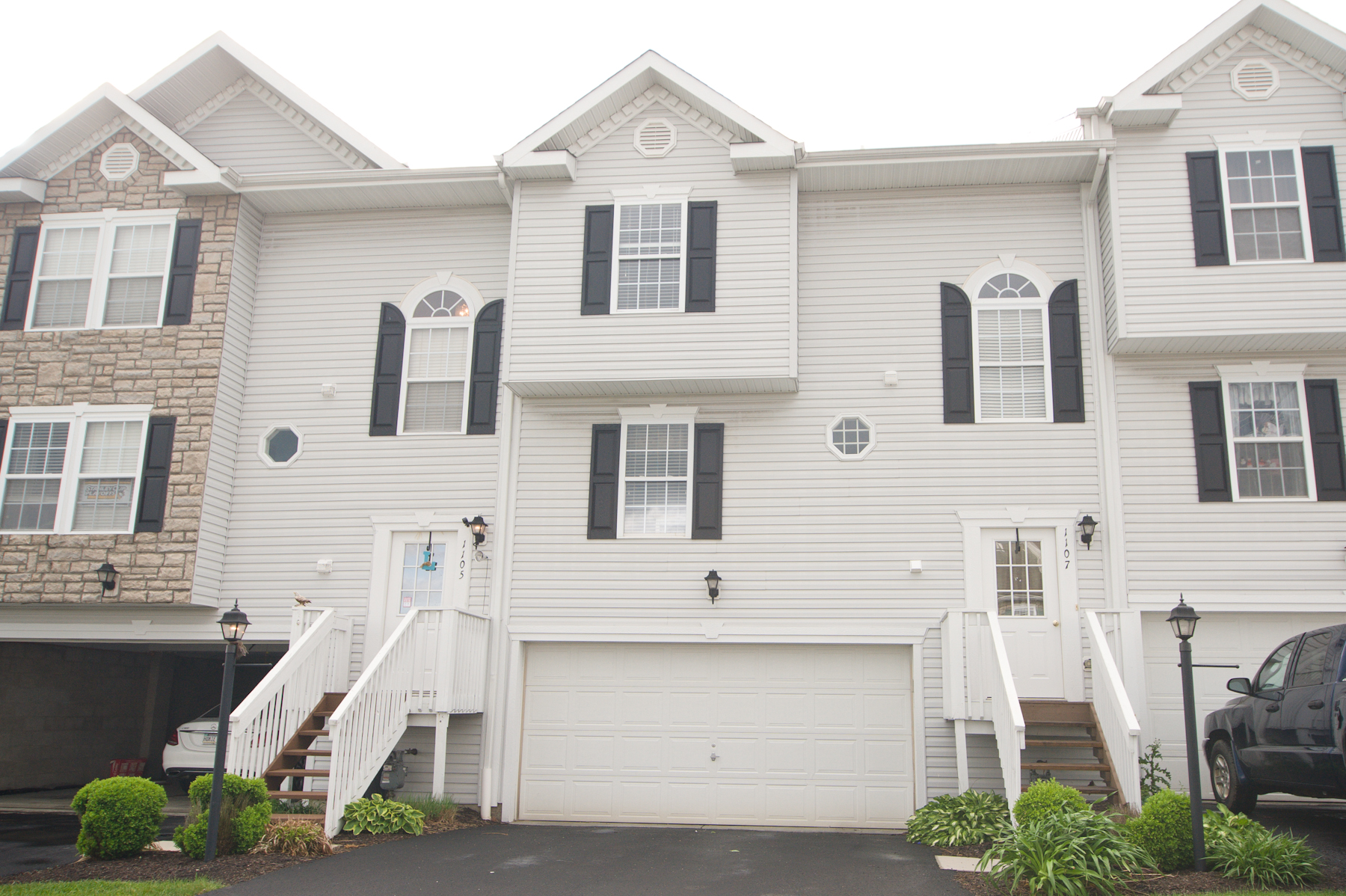 Townhouse for Sale at Townhome in Strabane Manor 1107 Arrowhead Drive Washington, Pennsylvania 15301 United States