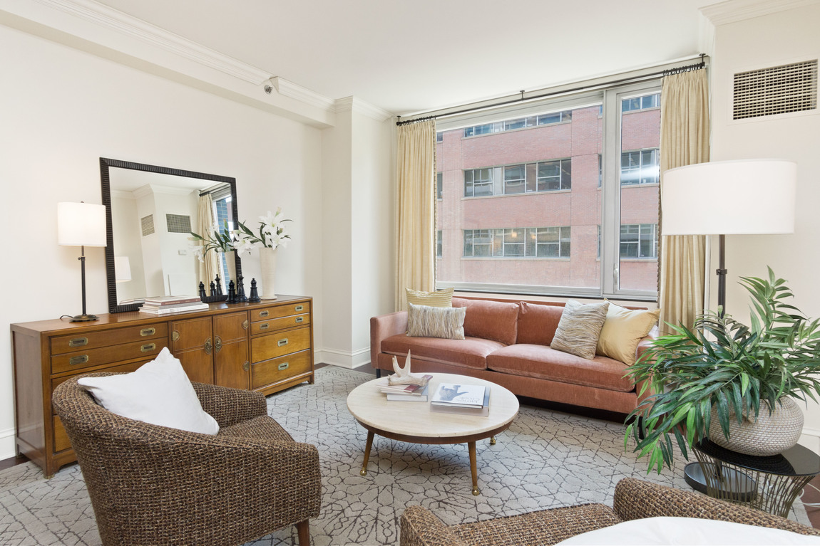 Condominium for Sale at Rarely Available At One Charles Condominium 1 Charles Street S Unit 703 Boston, Massachusetts 02116 United States