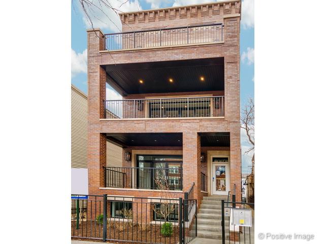 Copropriété pour l Vente à Impressive Lincoln Park New Construction 2455 N Racine Avenue Unit 3 Chicago, Illinois, 60614 États-Unis