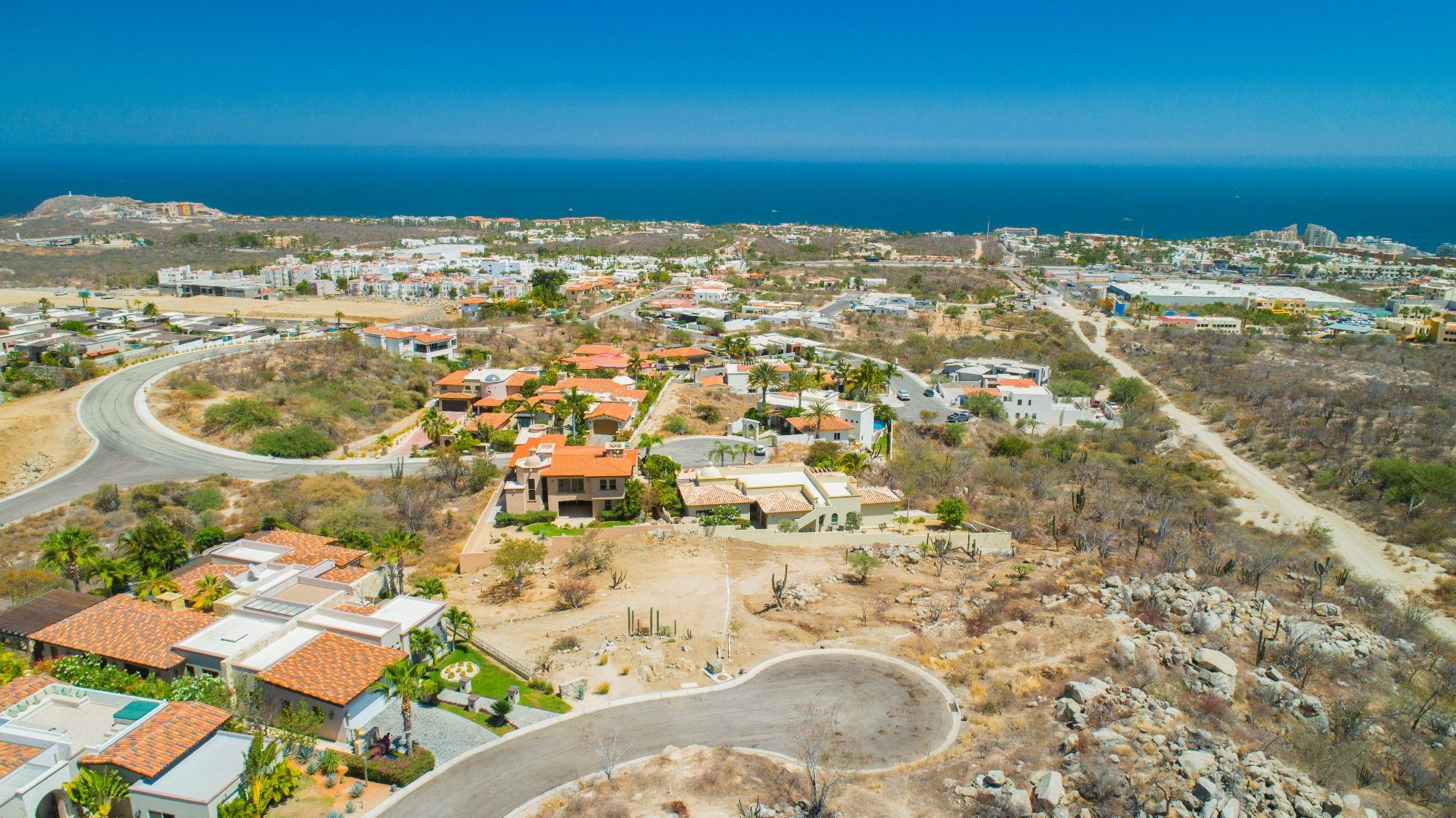 Additional photo for property listing at Lote Cresta del Mar Cabo San Lucas, Baja California Sur Mexico