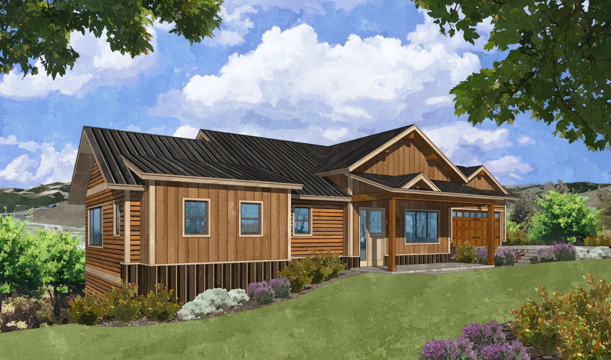 단독 가정 주택 용 매매 에 New Construction Home with Fantastic Views 29 Anthracite Drive Mount Crested Butte, 콜로라도, 81225 미국