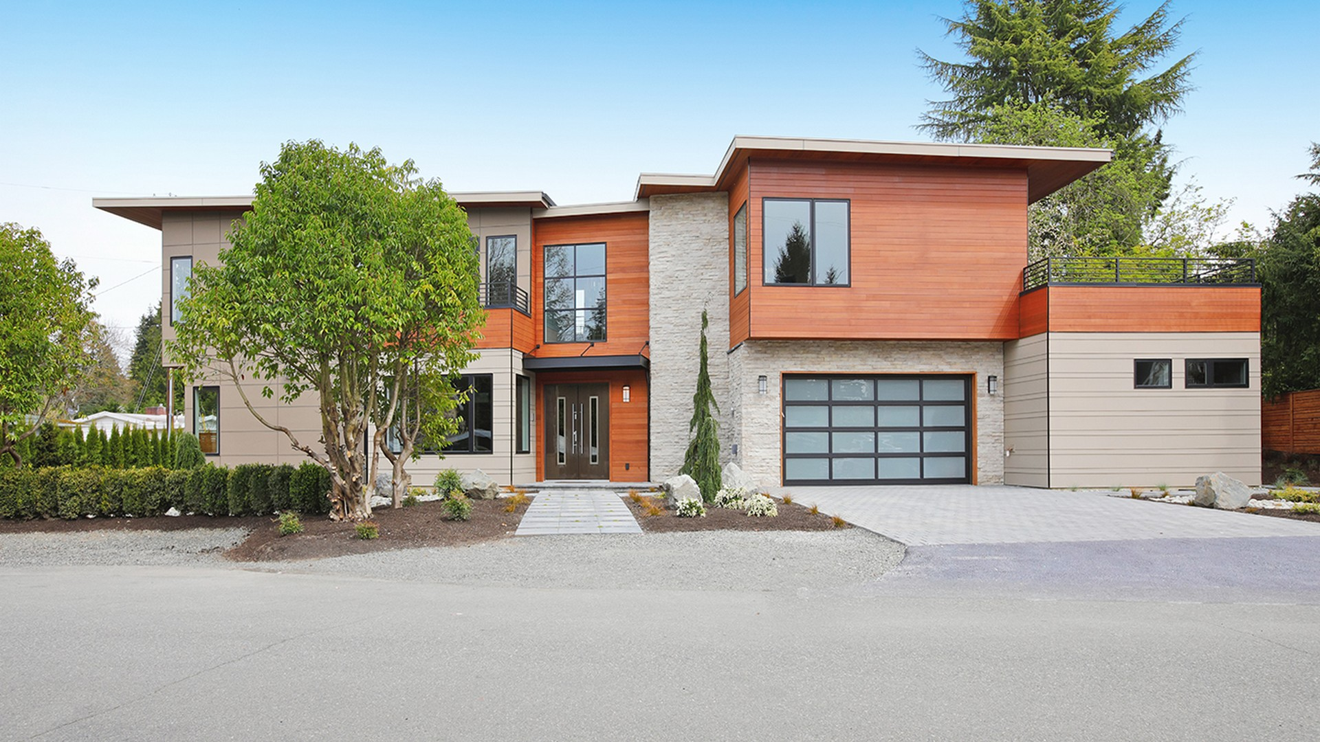 Single Family Home for Sale at Downtown 1288 106th Place NE Bellevue, Washington 98004 United States