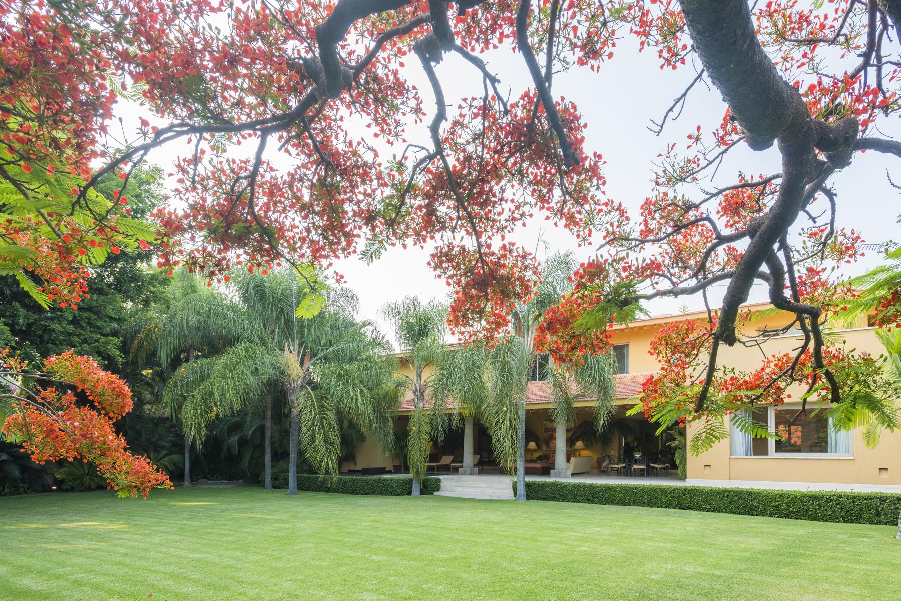 Casa Privada Las Quintas, Cuernavaca